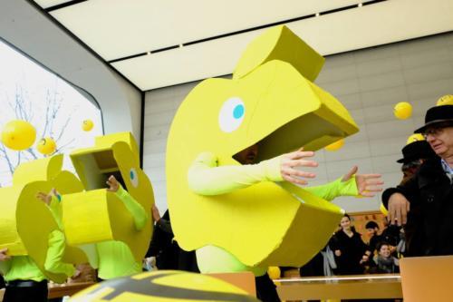 Apple ... Paie tes impôts !