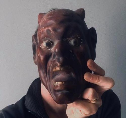 Masque vieux 5