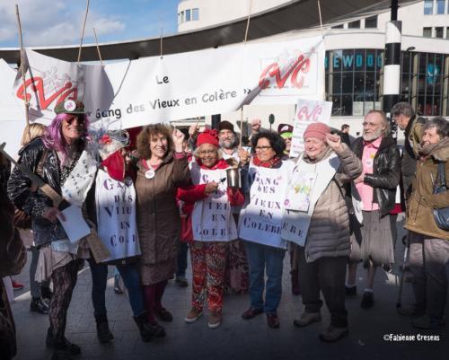 Journée International de lutte pour les droits de la femme